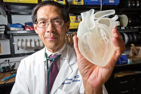 پرینترهای سه بعدی در علم پزشکی